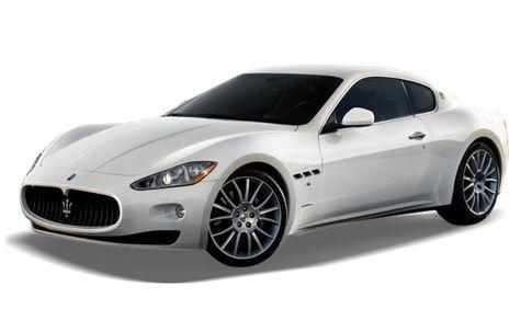 Maserati Granturismo S Automatic (2009)