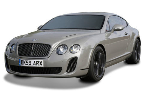 Bentley Continental Supersports (2009-2013)