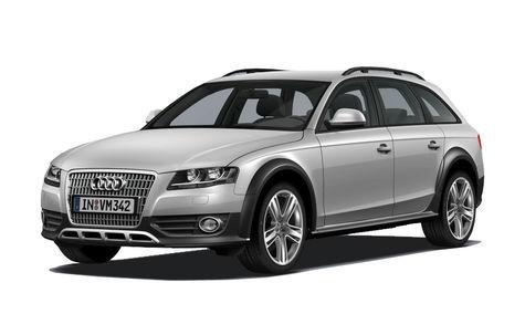 Audi A4 Allroad (2009-2012)