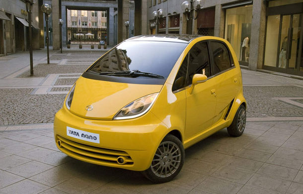 key stakeholders involved in tata nano