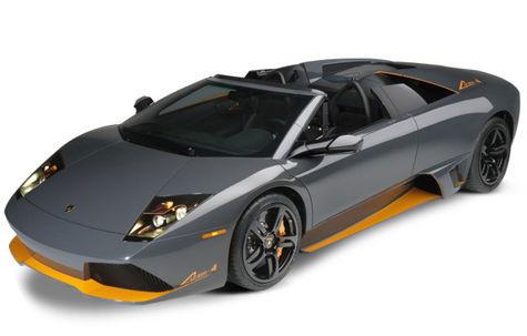 Lamborghini Murcielago LP 650-4