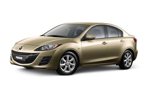 Mazda 3 sedan (2009)