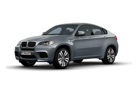 BMW X6 M (2009-2012)