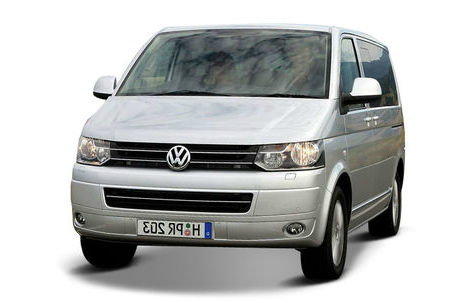 Volkswagen T5 Multivan (2009-2016)