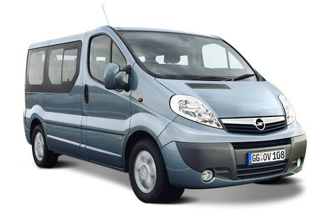 Opel Vivaro Tour (2009-2014)