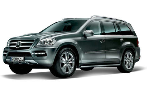 Mercedes-Benz GL (2009-2012)