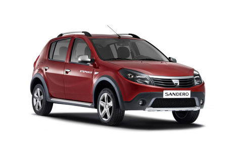 dacia sandero stepway 2009 2012 automarket. Black Bedroom Furniture Sets. Home Design Ideas
