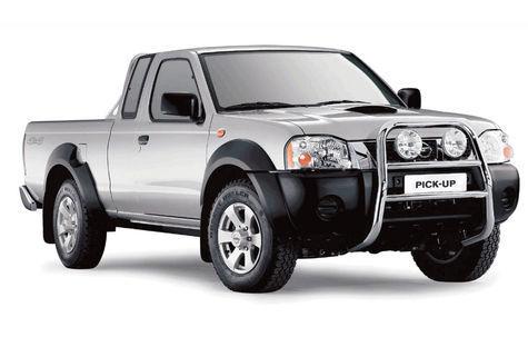 Nissan NP300 (2009)
