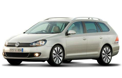 Volkswagen Golf Variant (2009-2012)