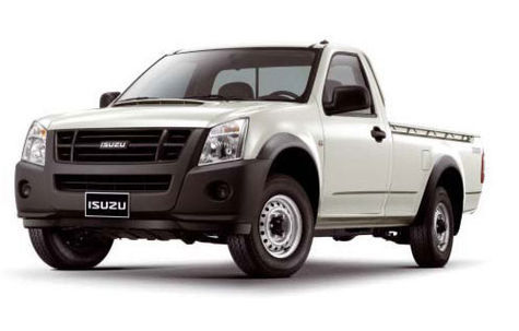 Isuzu D-Max Single Cab (2009-2012)