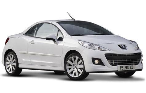 Peugeot 207 CC (2009-2014)