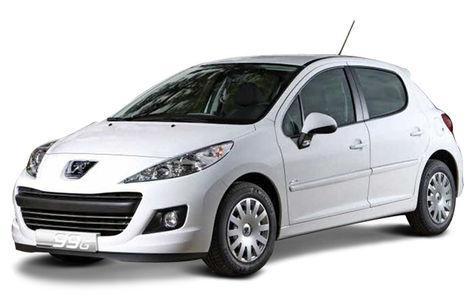 Peugeot 207 (2009)