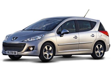 Peugeot 207 SW (2009)