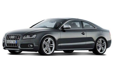 Audi S5 Coupe (2009-2011)