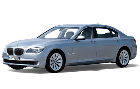 BMW 7 ActiveHybrid (2009-2012)