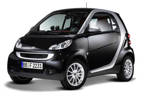 Smart Fortwo Coupe (2007-2010)