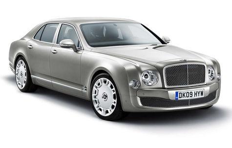 Bentley Mulsanne (2010-2013)