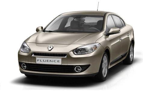 Renault Fluence (2009)
