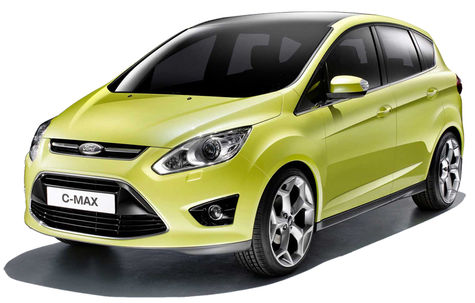 Ford C-Max (2011-2014)