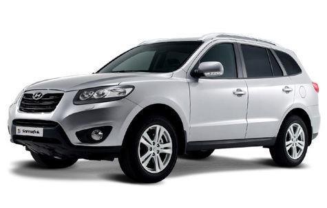 Hyundai Santa Fe (2009-2012)