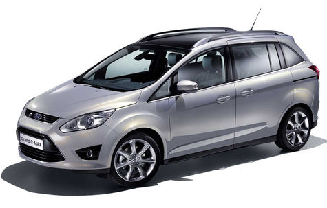 Ford Grand C-Max (2011-2014)