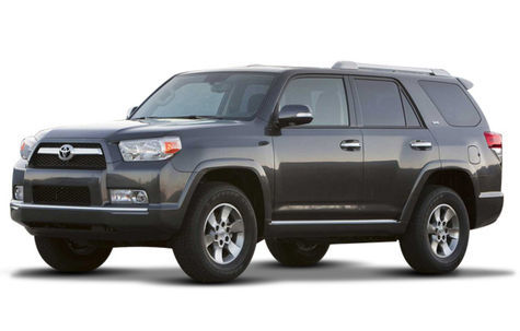 Toyota 4Runner Facelift