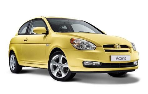 Hyundai Accent (3 usi)