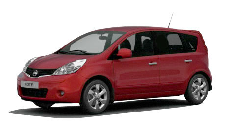 Nissan Note (2009-2013)