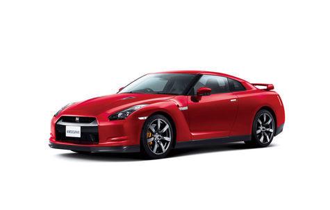 Nissan GT-R (2009-2011)