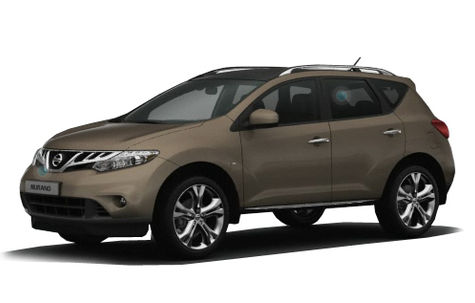 Nissan Murano (2009-2011)