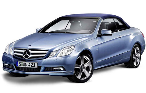 Mercedes-Benz Clasa E Cabriolet (2009-2013)