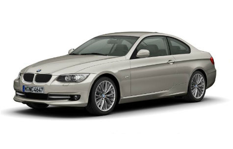 BMW Seria 3 Coupe (2010-2013)