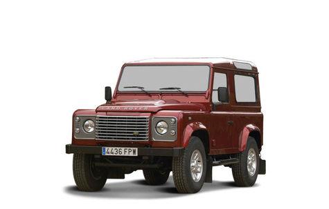 Land Rover Defender 90 (2010-2016)