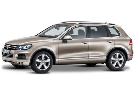 Volkswagen Touareg (2010-2014)