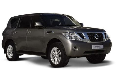 Nissan Patrol (2010-prezent)