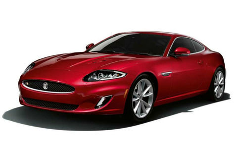Jaguar XK facelift (2012-2015)