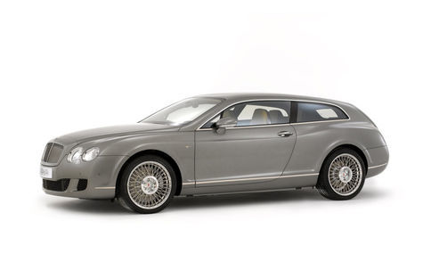 Bentley Continental Flying Star (2010)