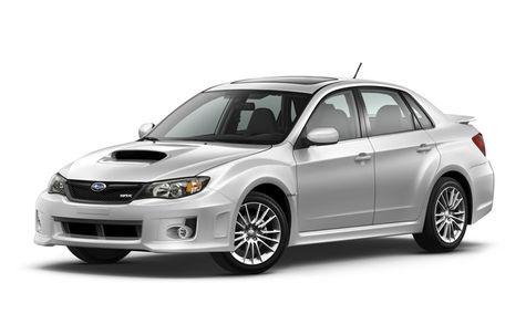 Subaru Impreza WRX (2008)
