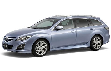 Mazda 6 Sport Combi (2010)
