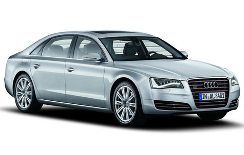 Audi A8 Long Wheelbase (2010-2014)