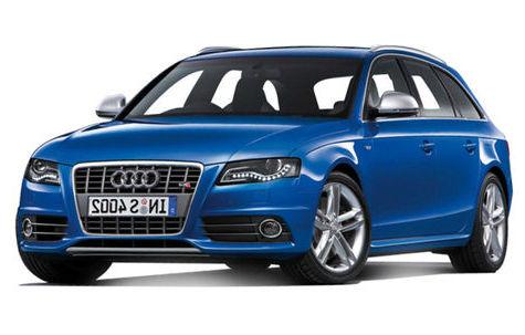 Audi S4 Avant (2008-2012)