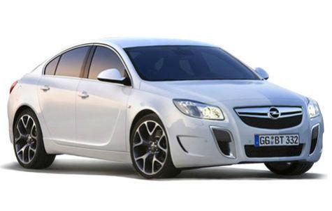 Opel Insignia OPC (2010-2013)