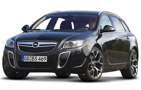 Opel Insignia Sports Tourer OPC (2010-2013)