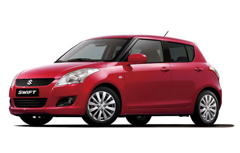 Suzuki Swift (2010-2014)
