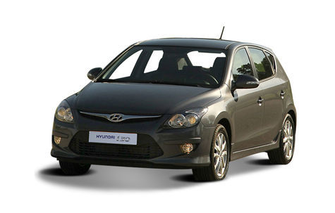 Hyundai i30u (2010-2012)