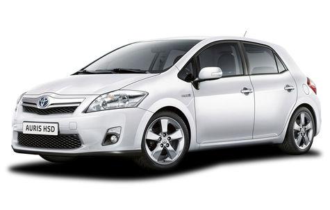 Toyota Auris HSD (2010)