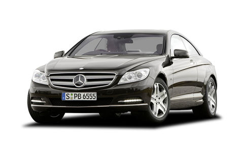 Mercedes-Benz CL (2010-2014)