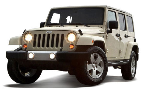 Jeep Wrangler Unlimited (2007-2011)