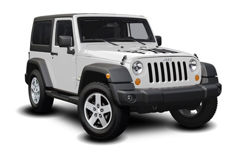 Jeep Wrangler (2011-prezent)