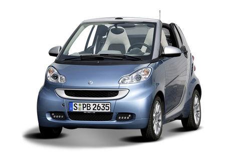 Smart Fortwo Cabrio (2010-2014)